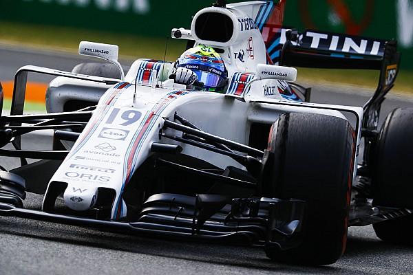 Massa no quiere ser el segundo plato de Williams