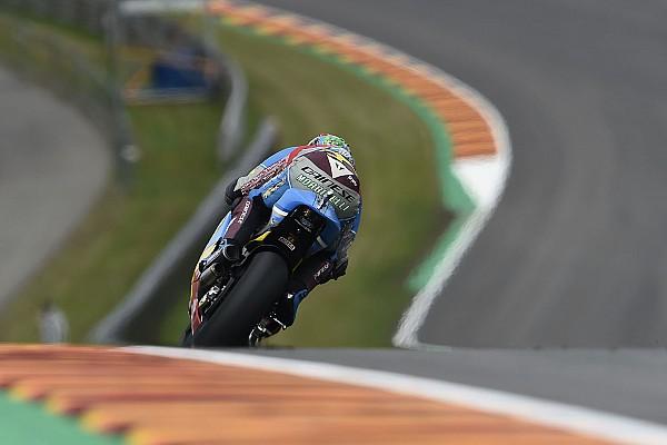 Morbidelli supera Márquez com cronômetro zerado e é pole