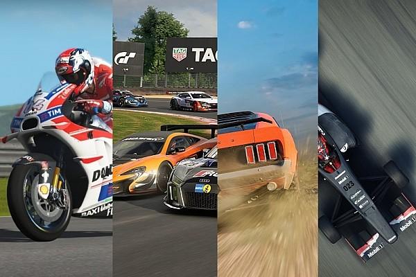 Симрейсинг Новость Дайджест симрейсинга: анонс MotoGP 2017 и Grid Autosport на iOS