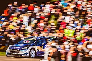 WRC Etappeverslag WRC Duitsland: Tanak wint overtuigend, Ogier klassementsleider