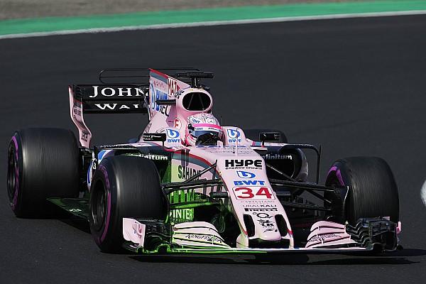 Formula 1 Son dakika Mazepin, Force India ile lastik testine katılacak