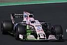 Formula 1 Mazepin, Force India ile lastik testine katılacak