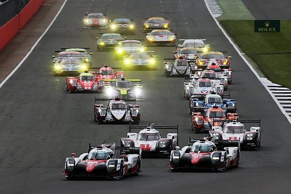 WEC Репортаж з гонки WEC у Сільверстоуні: Toyota здобуває важку перемогу
