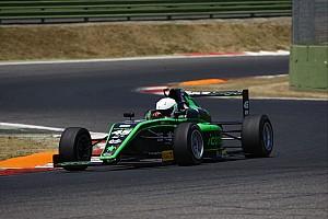 Formula 4 Gara Gara 1: Ian Rodriguez trionfa a Vallelunga davanti a Marcus Armstrong