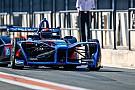 Formule E Versnellingsbakproblemen treffen rijderstest Venturi