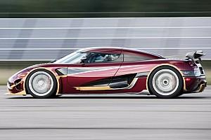 Auto Actualités Koenigsegg améliore son record du 0-400-0 km/h