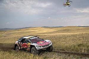 Rallye-Raid Rapport d'étape Étape 6 - Peterhansel gagne, Loeb se maintient