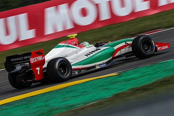 Palou toma la pole y Celis en cuarto en Nurburgring