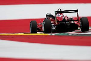 F3 Europe Relato da corrida Ilott vence corrida 1 da F3 em Spielberg; Piquet é 10º