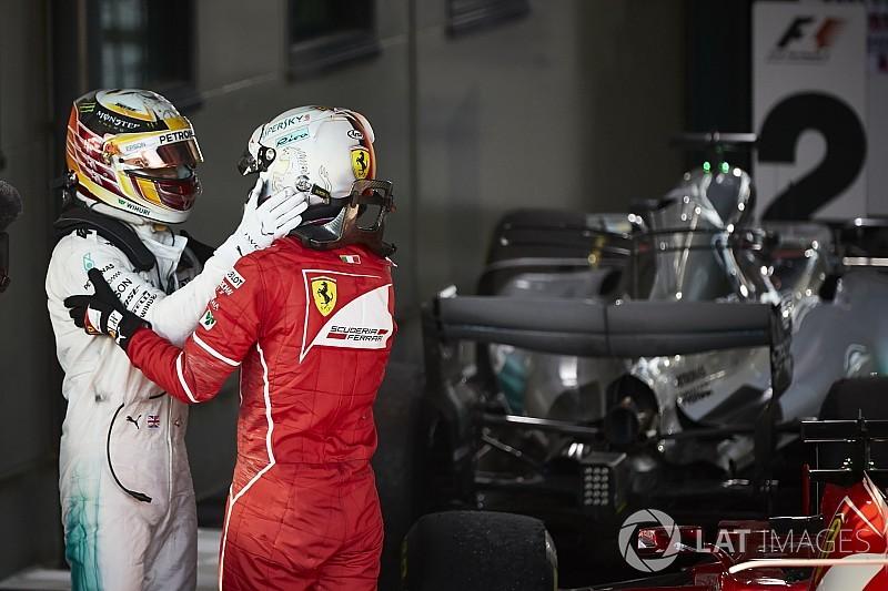 Stats - Vettel et Hamilton brillent à Melbourne