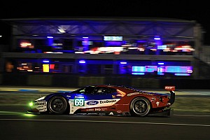 Le Mans Breaking news Ford not happy with Le Mans qualifying pace
