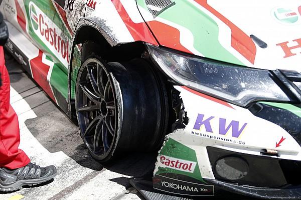 Muller: 'Nürburgring'deki problemler için Yokohama'yı suçlamak 'çok kolay'