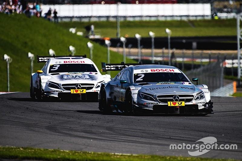 Mercedes залишить DTM після 2018 року заради програми у Формулі Е