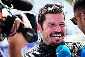 Formule E Actualités Le Québécois Patrick Carpentier testera une Formule E cet automne