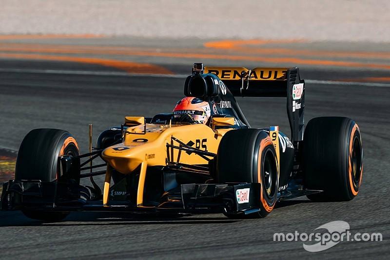 """Renault: """"Kubica tiene el ritmo para un regreso a la F1"""""""