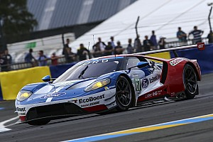 Le Mans Breaking news Bird suspicious of Ford's