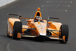 IndyCar Breaking news Alonso says car