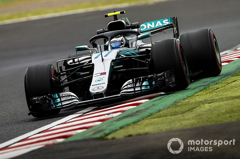 Bottas elogia la Mercedes: