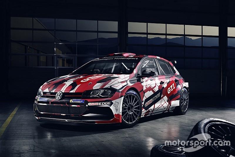 Volkswagen svela la livrea della Polo GTI R5 che esordirà al Rally di Catalogna 2018