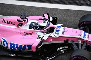 Megerősítették a 2019-es Force India bemutatóját