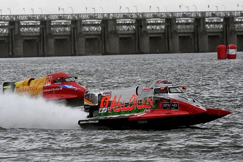 India successfully hosts F1H2O boat race; top 10 for Team Amaravati