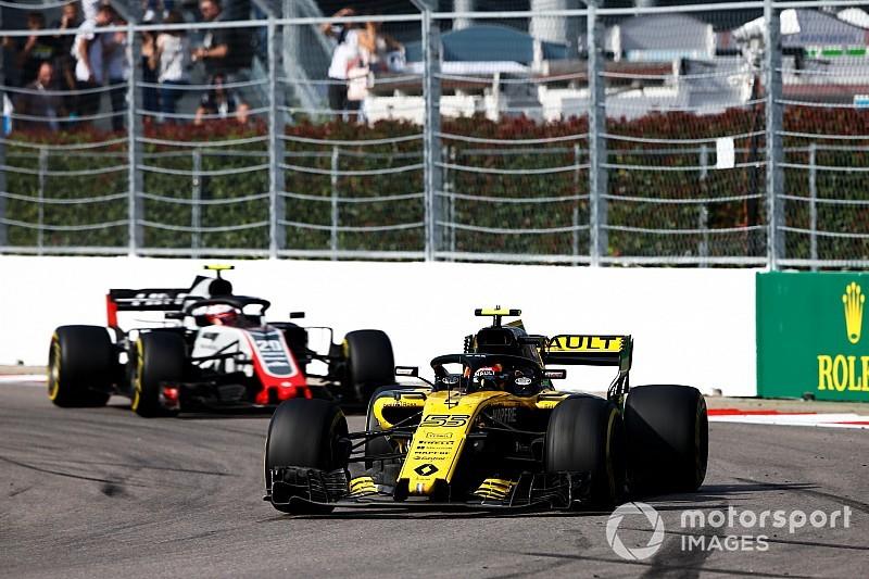 Haas cree que Renault se enfoca en todo menos en sí mismo