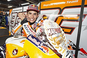 Review MotoGP 2018: Marc Marquez