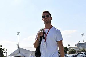 Grosjean quiso volverse cocinero tras ser despedido por Renault