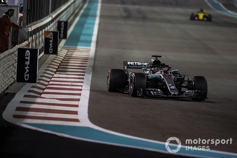 Hamilton and Mercedes identify