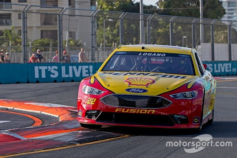 McLaughlin says NASCAR his