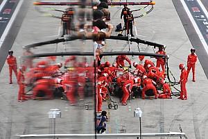 Галерея: найшвидші 10 піт-стопів сезону Ф1 — 2018