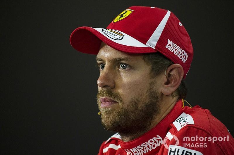 Феттель досі не розплатився з FIA за зламані ваги