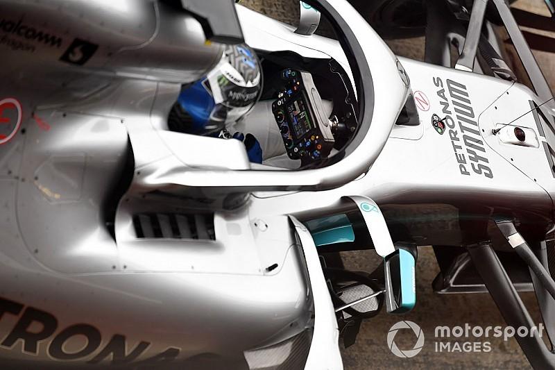 Revealed: How Mercedes' F1 steering wheel works