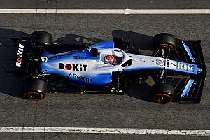 Sokat kellett rá várni, mégis elmaradt a tűzijáték a Williams FW42-vel