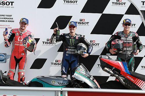 Misano MotoGP: Vinales scores second straight pole