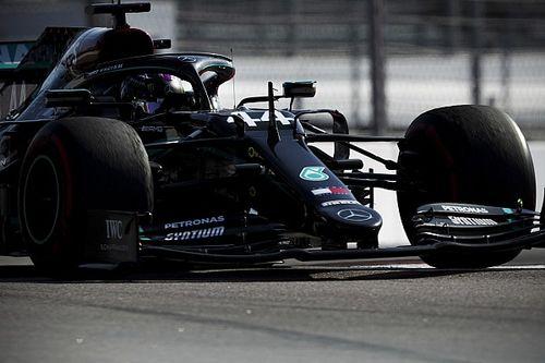 Hamilton dichtbij schorsing na bestraffing in F1 GP Rusland