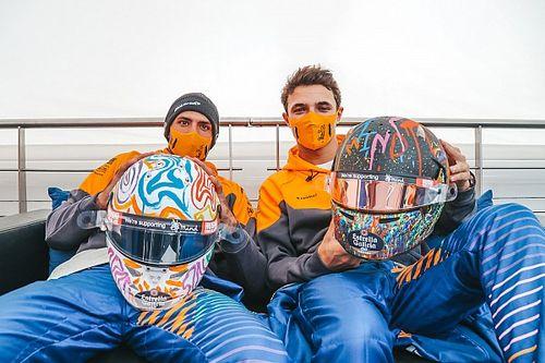 Norris: McLaren profiteerde van vriendschap en rivaliteit met Sainz
