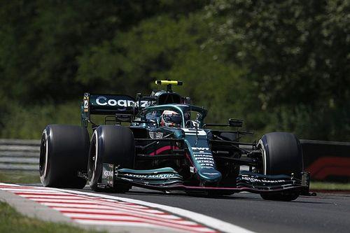 Vettel különleges sisakkal készült a Forma-1-es Magyar Nagydíjra
