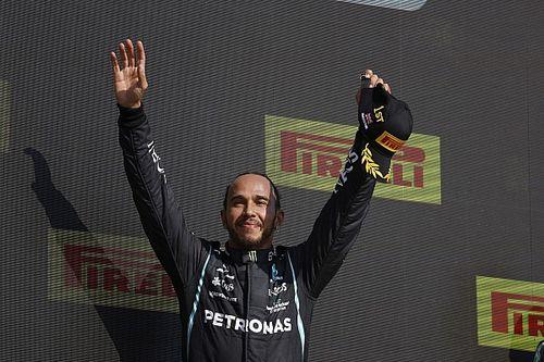 Hill: Hamilton győzelmi kényszerbe került, akárcsak Senna 1994-ben