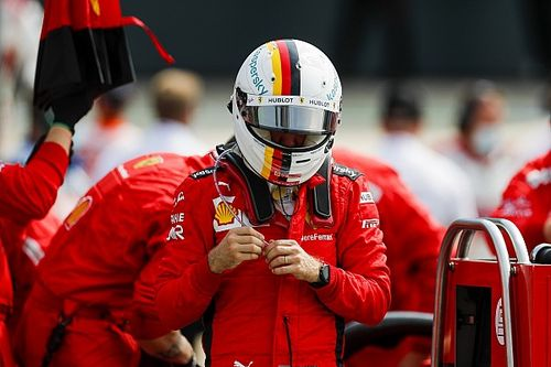 Ferrari ouvert à un changement de châssis pour Sebastian Vettel