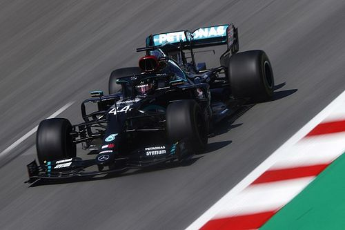 """Mercedes """"in better shape"""" managing tyre temperatures"""