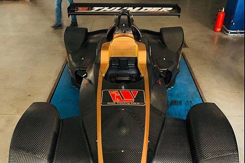 Zanardini porta al debutto la Wolf GB08 Thunder per le salite