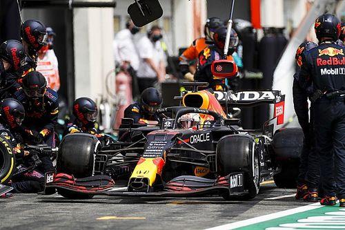"""レッドブルF1、フランスGPでの""""勇敢""""な作戦変更は「スペインGPでやられたことのやり返し」"""