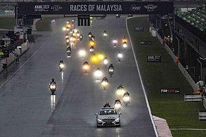 Vídeo: caída de los líderes y cara y cruz para Yamaha en las 8 Horas de Sepang