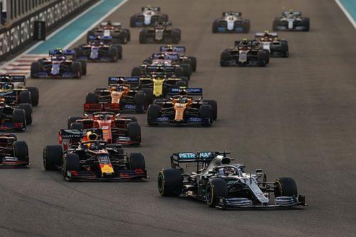 F1 2020: Składy, harmonogram testów i kalendarz