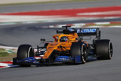 McLaren open to sale of F1 team shares to raise finance