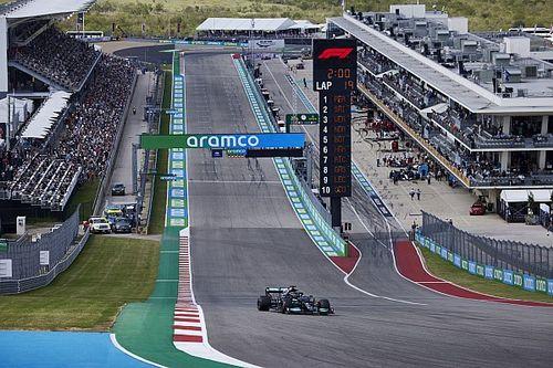 F1: Hamilton espera conseguir passar pela curva 1 sem incidentes com Verstappen