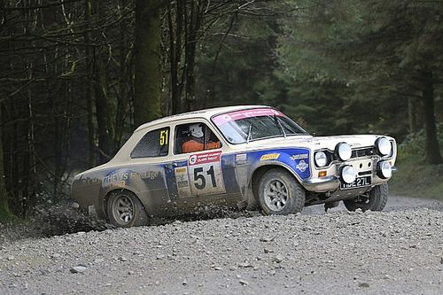 Roger Albert Clark Rally to tackle classic Welsh stages