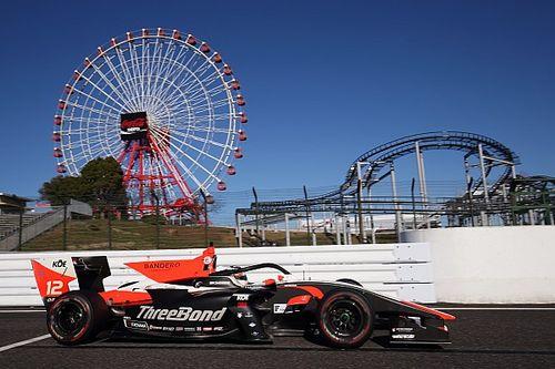 EN DIRECTO: Súper Fórmula en Suzuka con Tatiana Calderón