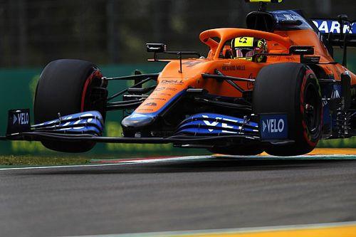 GALERÍA: las fotos del día del GP Emilia Romagna F1